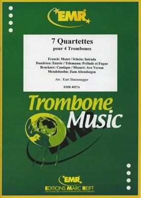 Bruckner Anton : Cantique (Sturzenegger) (7)