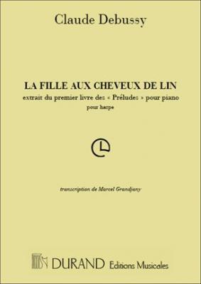 Debussy Claude : LA FILLE AUX CHEVEUX DE LIN