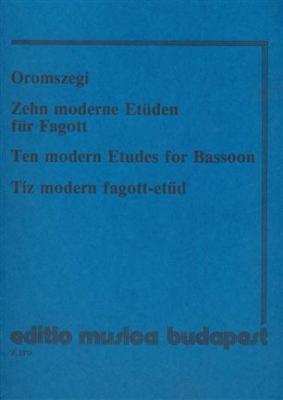 10 Modern Etudes