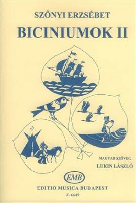 Biciniums Vol.2 Solfège