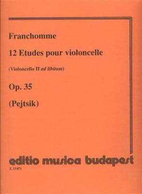 12 Etudes Op. 35
