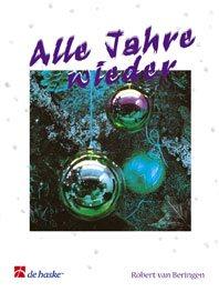 Alle Jahre Wieder / Chants De Noël Pour Deux Flûtes A Bec