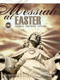 Haendel Georg Friedrich : MESSIAH AT EASTER/ G.F. Handel - Saxophone Alto