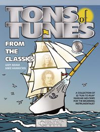 Tons Of Tunes From The Classics / Clarinette