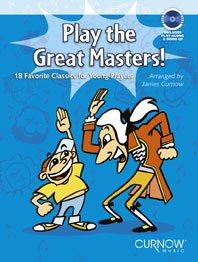 Play The Great Masters / Saxophone Alto Ou Baryton