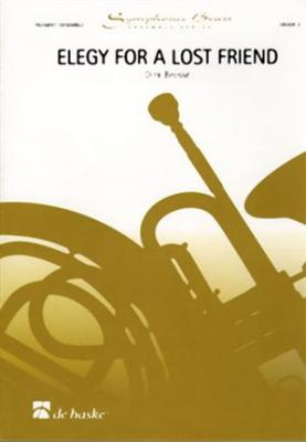 Elegy For A Lost Friend / Dirk Brossé - Ensemble De Trompettes