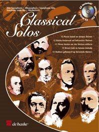 Classical Solos / Saxophone Alto