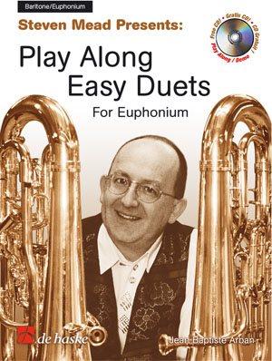 Easy Duets Play Along / Euphonium (Clé De Sol/Clé De Fa)