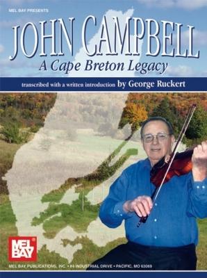 Campbell John : John Campbell: A Cape Breton Legacy