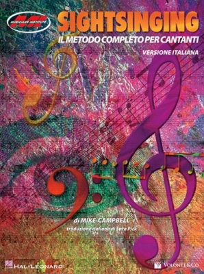 Campbell Mike : SIGHTSINGING METODO COMPLETO