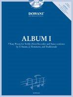 Album Vol. I / Flûte A Bec Alto