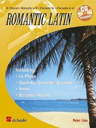 Romantic Latin / Peter Linx - Clarinette
