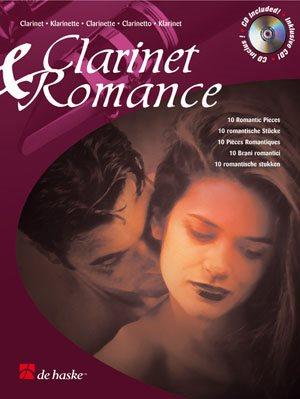 ... And Romance / 10 Pièces Romantiques - Clarinette