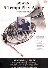 Album Vol.II / Bach, Mozart, Clarke, Czerny, Händel, A.O. - Ebfhrn/Piano