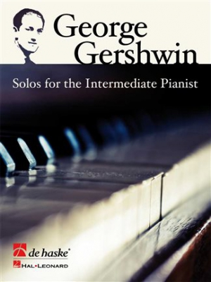 George Gershwin / Solos For Intermediate Pianist - Piano