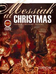 Haendel Georg Friedrich : MESSIAH AT CHRISTMAS / G.F. Handel - Flûte - Hautbois
