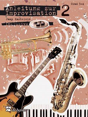 Anleitung Zur Improvisation 2 / Jaap Kastelein - Bass