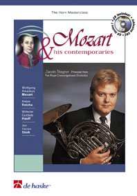 Mozart Wolfgang Amadeus : MOZART and HIS CONTEMPORARIES / Cor en Fa et Mib