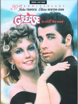 Casey W. / Jacobs J. : Grease. 20th Anniversary (easy piano)