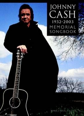 Cash Johnny : Cash Johnny 32-03 Memorial Songbook Pvg