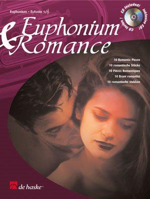 ... And Romance / 10 Pièces Romantiques - Euphonium Clé De Sol Et Clé De Fa