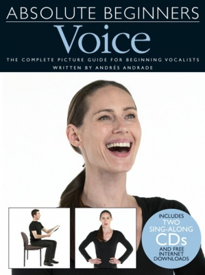 Absolute Beginners : Voice - Book And 2 Cd's