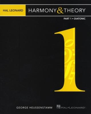 Hal Leonard Harmony and Theory - Part 1: Diatonic