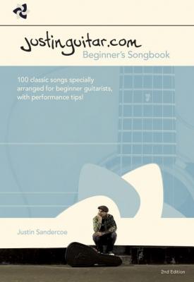 Justinguitar.Com Beginner's Songbook : 2Nd Edition - Spiral Bound