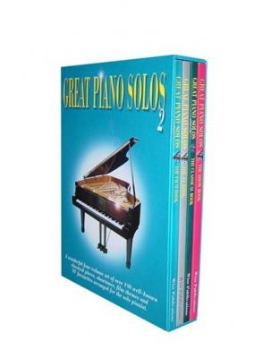 Coffret Great Piano Solos Vol 2