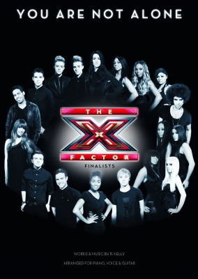 X Factor Finalists: You Are Not Alone