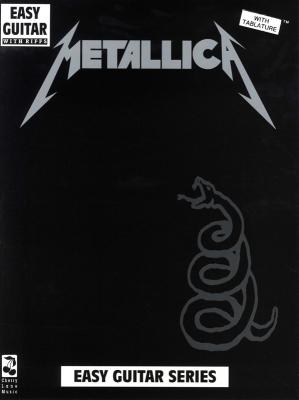 Metallica : The Black Album - Easy Guitar With Riffs