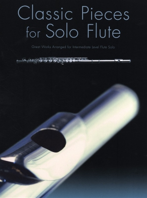 Classic Pieces For Solo Flûte