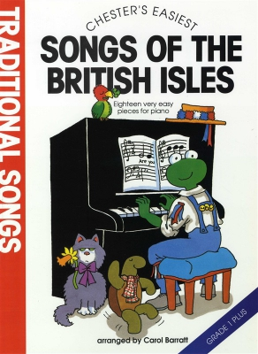 Chester's Easiest Traditional Songs Of The British Isles