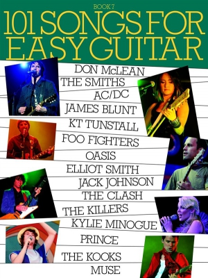 101 Songs For Easy Guitar - Book 7