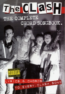 Clash : Clash Complete Chord Songbook