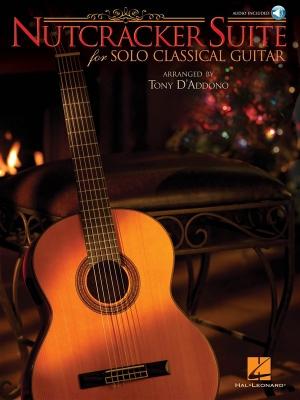 Nutcracker Suite: For Solo Classical Guitar