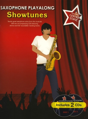 You Take Centre Stage : Play Along Showtunes