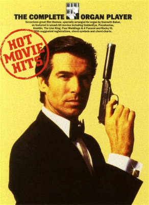 Complete Organ Player Hot Movie Hits