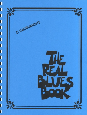 THE REAL BLUES BOOK C VERSION