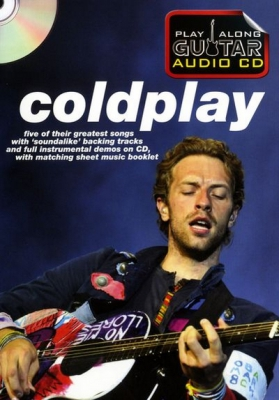 Coldplay : Play Along Guitar