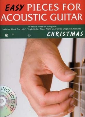 Easy Pieces For Acoustic Guitar Christmas Cd