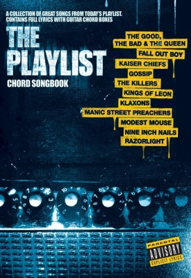 The Playlist - Chord Songbook 3