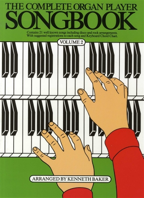 Complete Organ Player Songbook 2