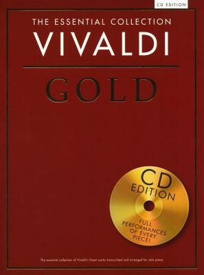 The Essential Collection: Vivaldi Gold (Cd Edition)