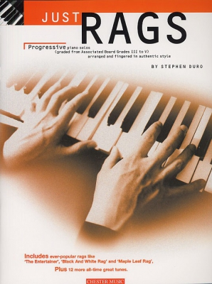 Just Rags : Progressive Piano Solos Grades III - V