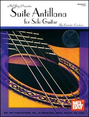 Cordero Ernesto : Suite Antillana for Solo Guitar