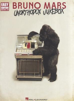 Mars Bruno : Unorthodox Jukebox (Easy Guitar)