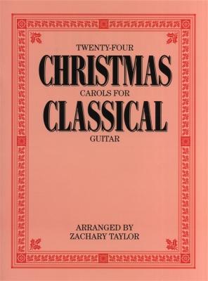 24 Christmas Carols For Classical Guitar