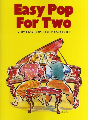 Heumann Hans-Günter : Easy Pop For Two: Very Easy Pops For Piano Duet
