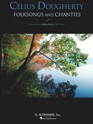 Dougherty Celius : Celius Dougherty - Folksongs and Chanties